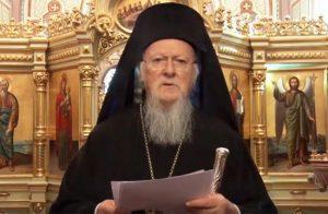Discours catéchétique en ouverture du saint et grand Carême du patriarche Bartholomée de Constantinople