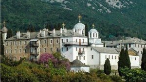 L'État roumain alloue une aide d'un million d'euros à la skite roumaine de Prodromou sur le Mont Athos