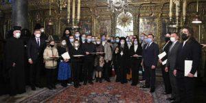 L'octroi du Tomos d'autocéphalie était un acte de responsabilité envers des millions d'orthodoxes ukrainiens a déclaré le patriarche Bartholomée