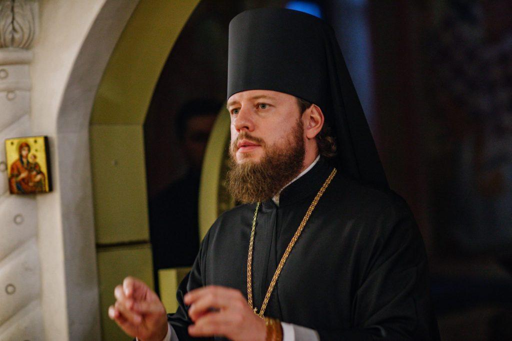 L'évêque Victor (Église orthodoxe ukrainienne) : « Avant tout, l'Église se défend de l'iniquité par la prière »