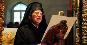 Le métropolite de Nicée Constantin est décédé le 8 avril