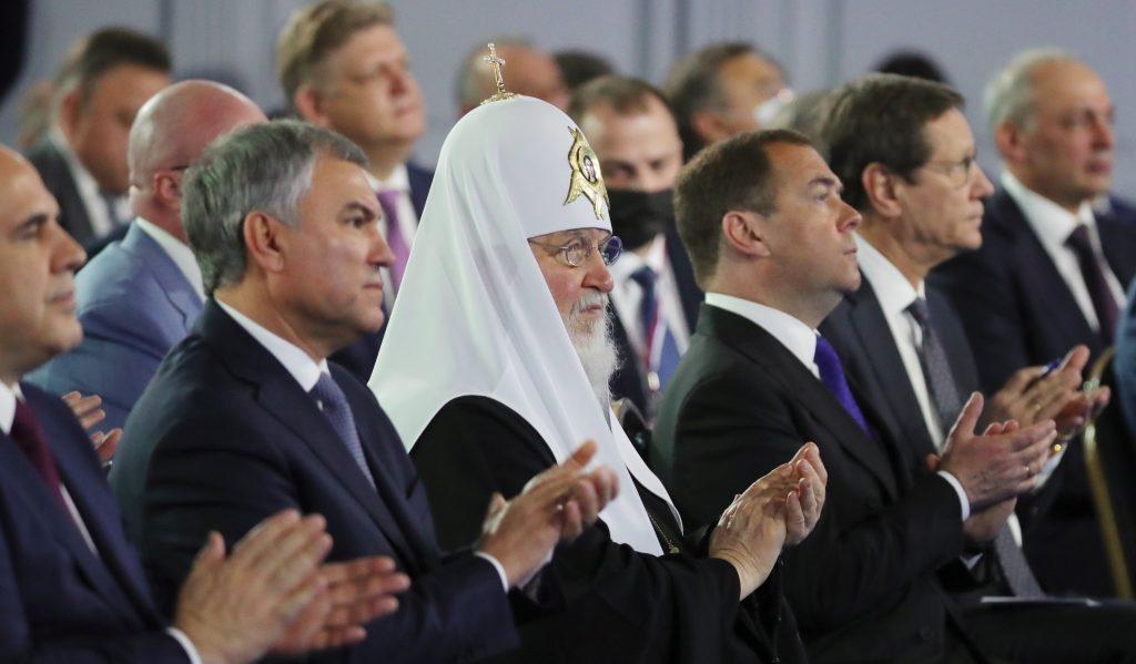 Le patriarche Cyrille a assisté au discours annuel de Vladimir Poutine devant l'Assemblée fédérale
