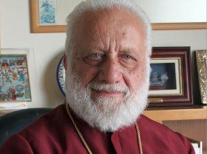 Mgr Georges Khodr : « L'Entrée à Jérusalem »