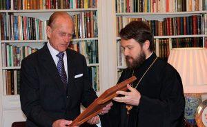 Le métropolite Hilarion : Le duc d'Édimbourg est resté toute sa vie attaché à l'orthodoxie