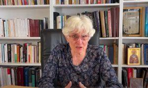 Présentation du livre « Nicolas Cabasilas – Ézéchiel, prophète de l'Incarnation » par Marie-Hélène Congourdeau