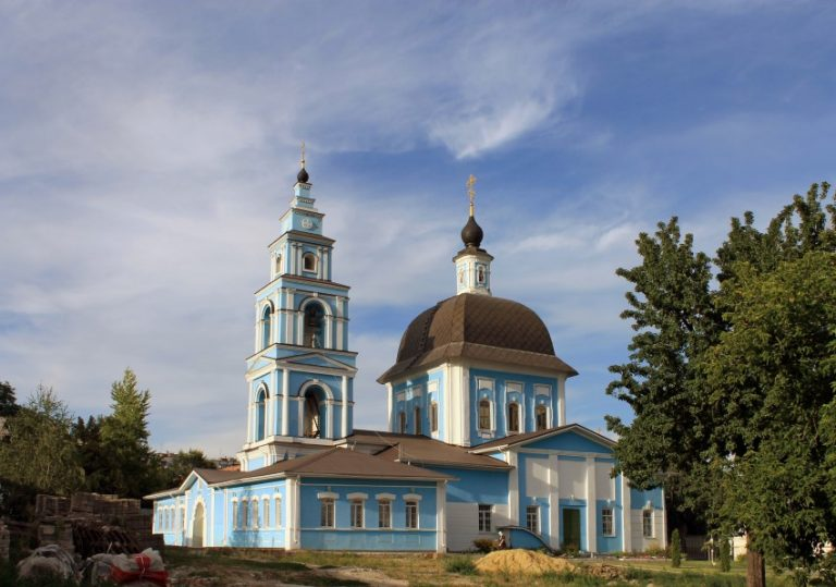 Ouverture en Russie du premier centre de vaccination contre la Covid-19 basé dans un monastère