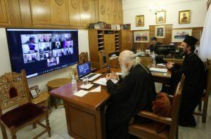 Le Saint-Synode de l'Église orthodoxe de Grèce a publié ses décisions concernant le déroulement des offices de la Semaine Sainte et de la fête de Pâques