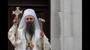 Le patriarche de Serbie Porphyre se rendra au Monténégro pour signer l'accord entre l'État monténégrin et l'Église orthodoxe serbe