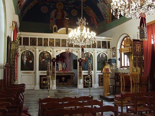 Le métropolite de Tripoli (Lybie) s'apprête à regagner son siège épiscopal
