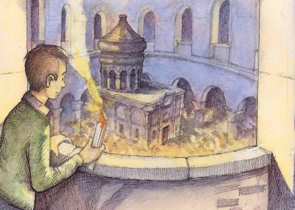 « Venez, prenez la lumière ! » – nouveau livre des éditions Apostolia