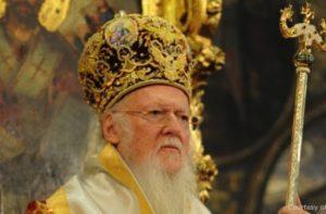 Message du patriarche Bartholomée pour la fête de Pâques