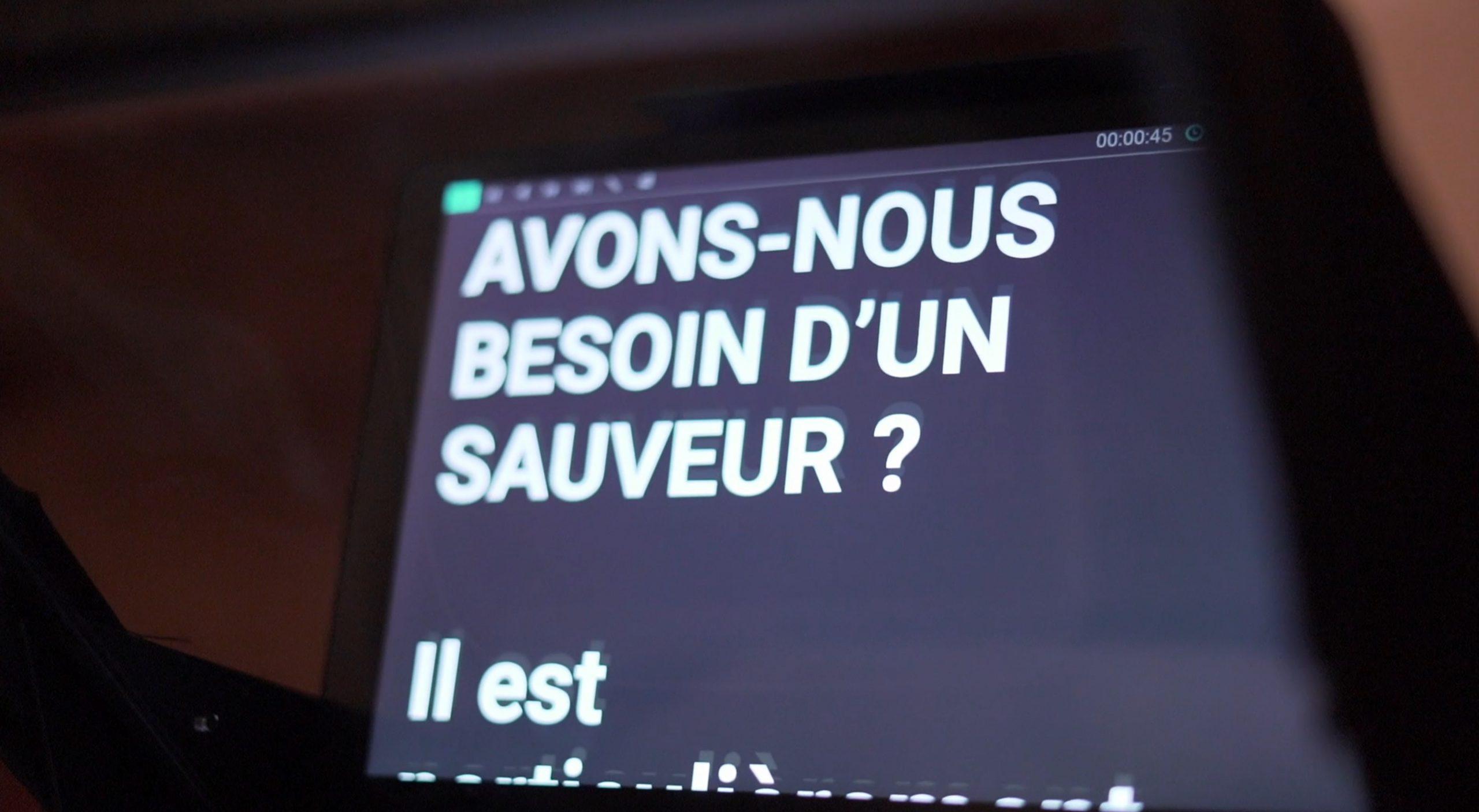 Bande-annonce : «Orthodoxie» (France 2), «Une communication tournée vers la communion» – 23 mai à 9h30