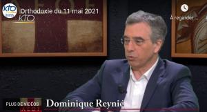 «Quel christianisme pour le XXIe siècle et quel XXIe siècle pour le christianisme ?», l'émission «L'orthodoxie, ici et maintenant» (KTO) du mois de mai