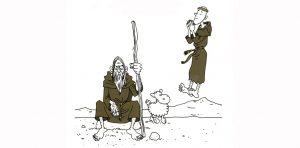 Recension: La sagesse des Pères du désert en BD