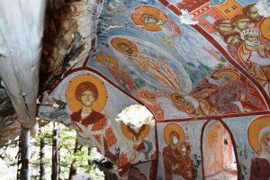 Une chapelle « secrète » a été retrouvée au monastère de la Mère de Dieu de Soumela