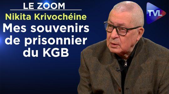 «Mes souvenirs de prisonnier du KGB», un entretien avec Nikita Krivochéine