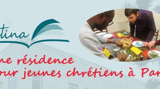 Une résidence pour jeunes chrétiens à Paris