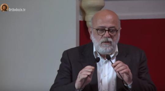 Voir ou revoir nos vidéos : «Repenser le religieux» par Jean-François Colosimo