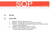 Les numéros du SOP (Service orthodoxe de presse) de 1975 à 2011 ont été numérisés et sont en libre accès