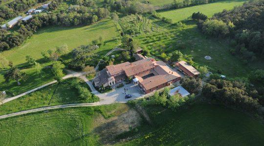 RCF : la démarche écologique du monastère de Cantauque