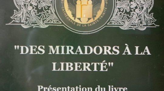 Présentation du livre «Des miradors à la liberté» de Nikita Krivochéine le 22 septembre au Centre culturel et spirituel orthodoxe russe à Paris