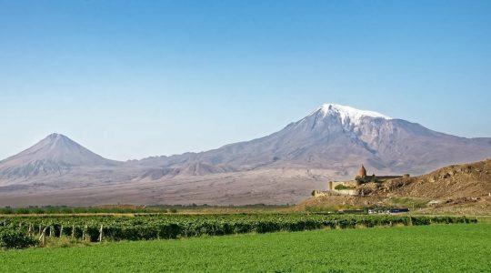 L'Église orthodoxe russe a établi un diocèse en Arménie