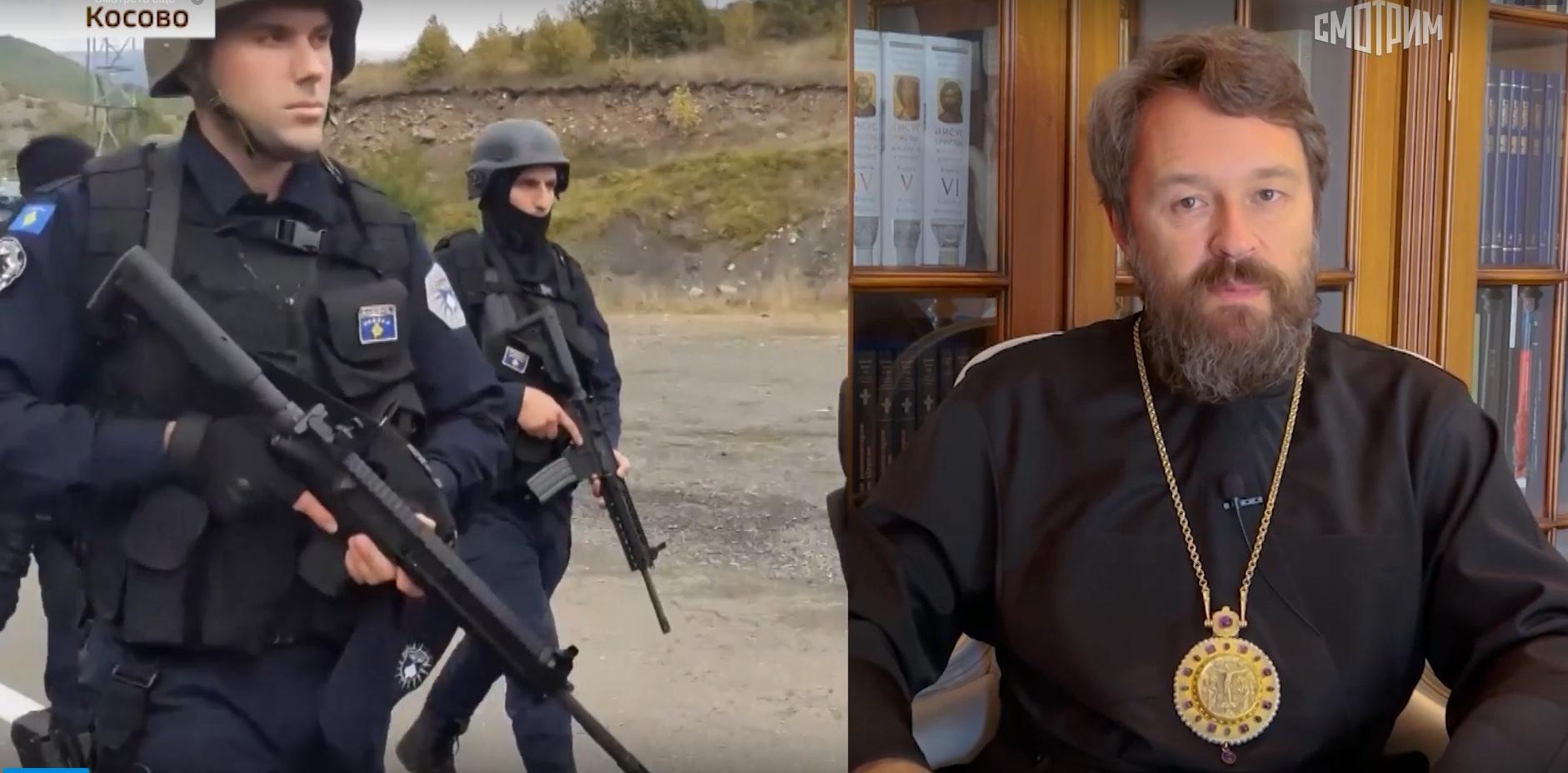 L'Église orthodoxe russe inquiète du sort des sanctuaires chrétiens du Kosovo