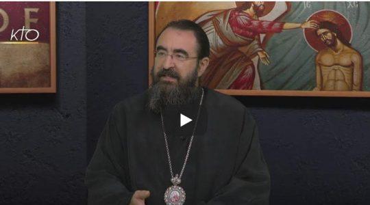 L'émission « L'orthodoxie, ici et maintenant » (KTO) du mois d'octobre avec le métropolite Joseph sur la mission