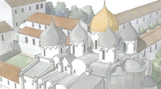 Radio (France-Culture): «Novgorod. Histoire et archéologie d'une république russe médiévale (970-1478)»