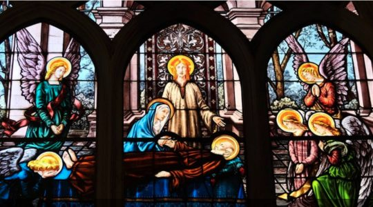 Vêpres orthodoxes à Saint-Étienne-du-Mont